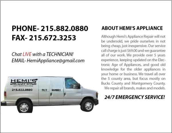 Hemi's new van